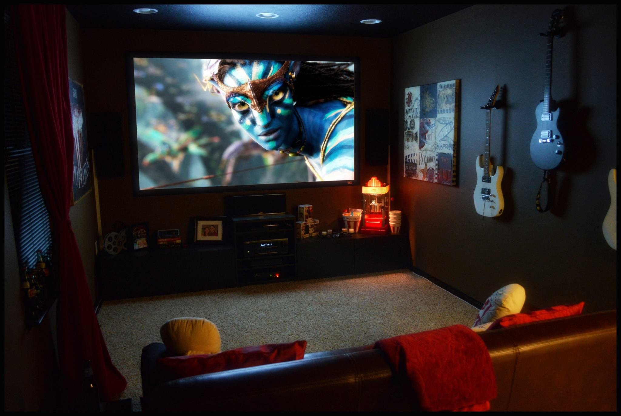 How To Make Your Own Home Theater Room