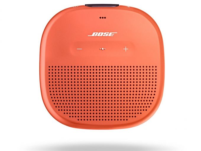 Bocina Bluetooth Soundlink Micro, naranja