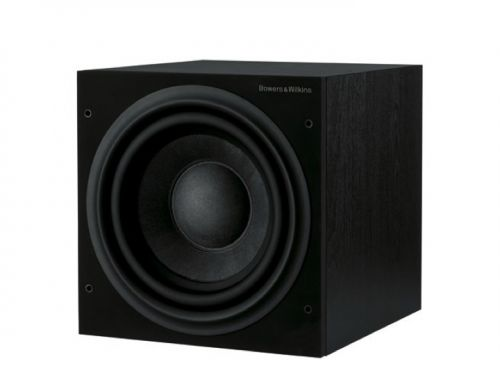 Subwoofer ASW610 negro B&W