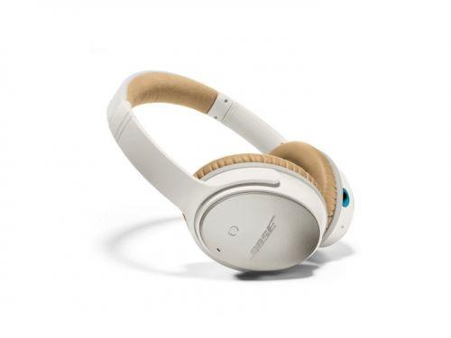 Audífonos con cancelación de ruido Bose® QuietComfort® 25 para Samsung, Blanco